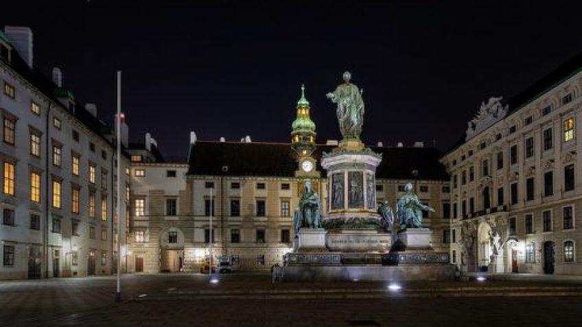 A Brief History of Vienna