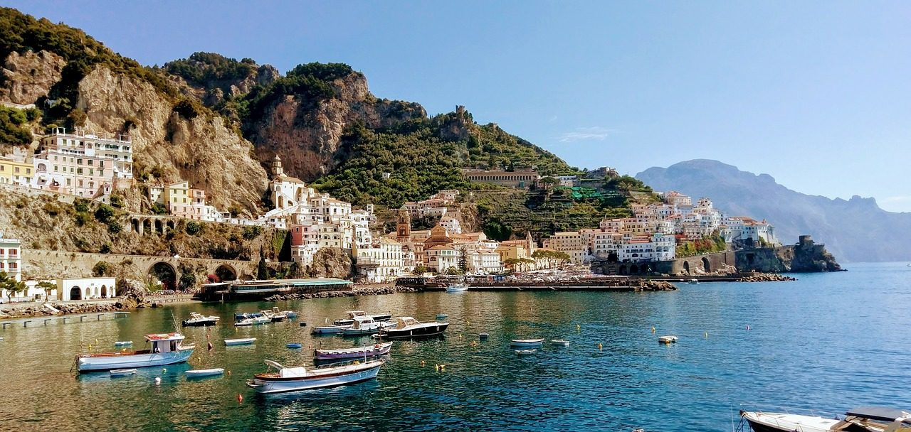 Amalfi Coast, Naples