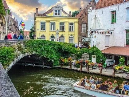 Old Town, Bruges, Belgium