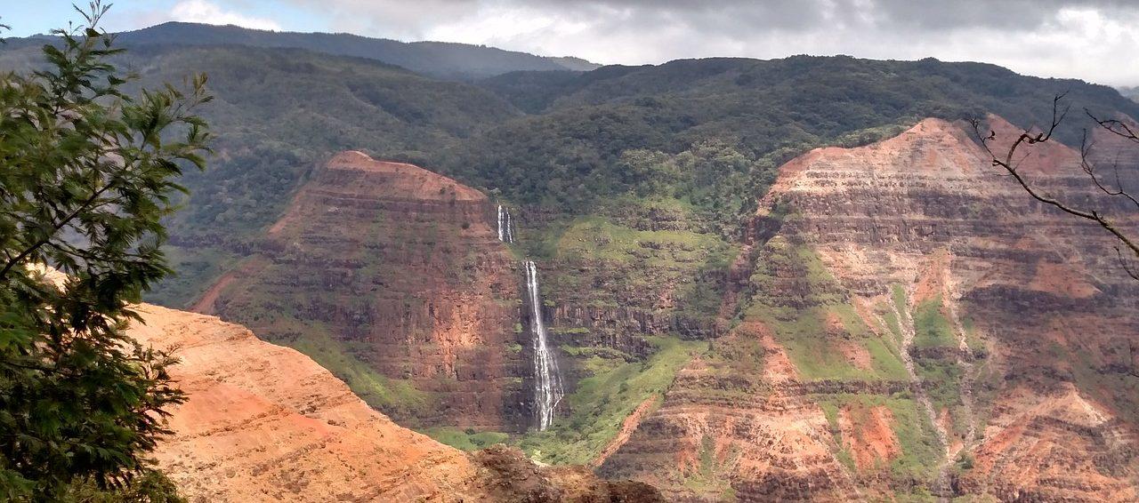 Waimea Canyon State Park – Kauai