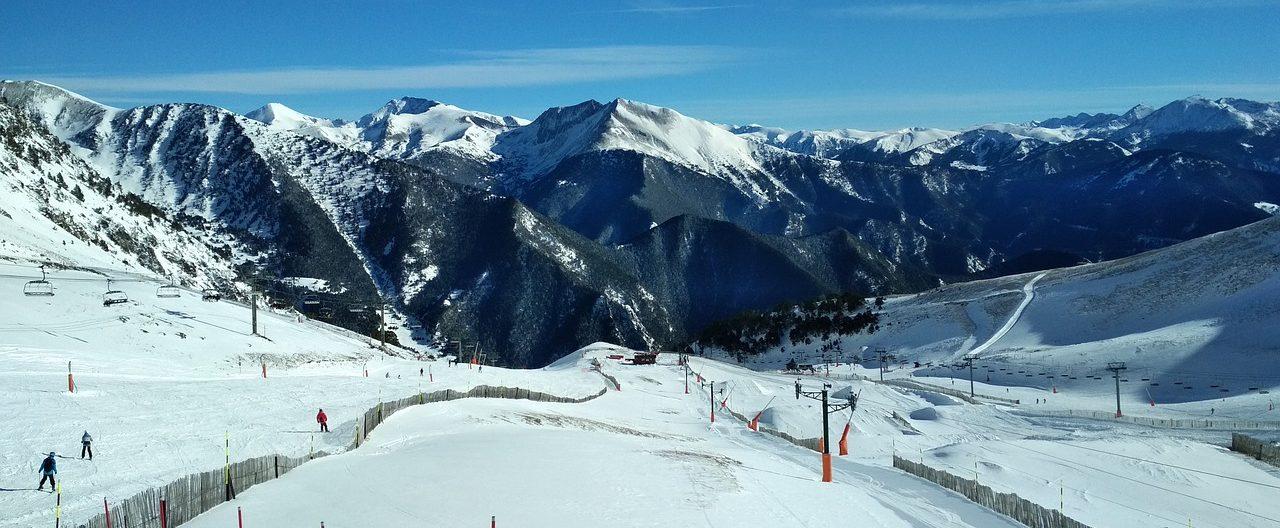Ski Mountains in Andorra