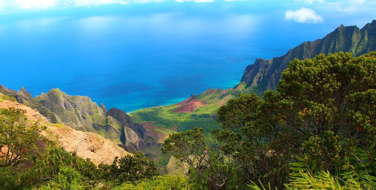Napali Coast State Wilderness Park - Kauai