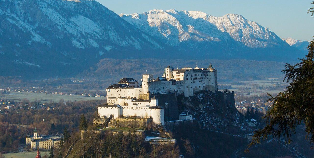 The Festung Hohensalzburg