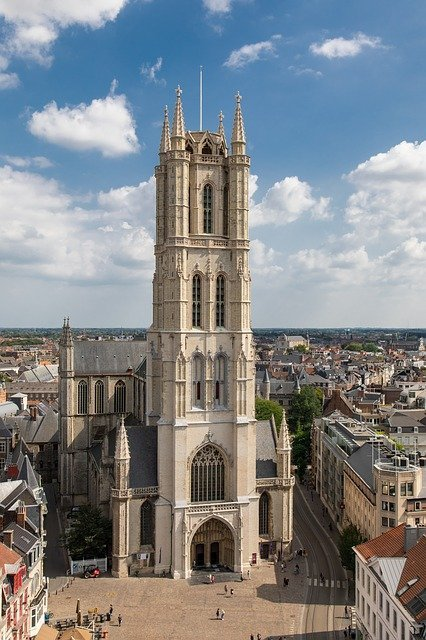 Saint Baafs Cathedral