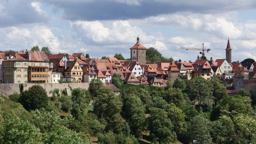 Travel Germany: Rothenburg ob der Tauber