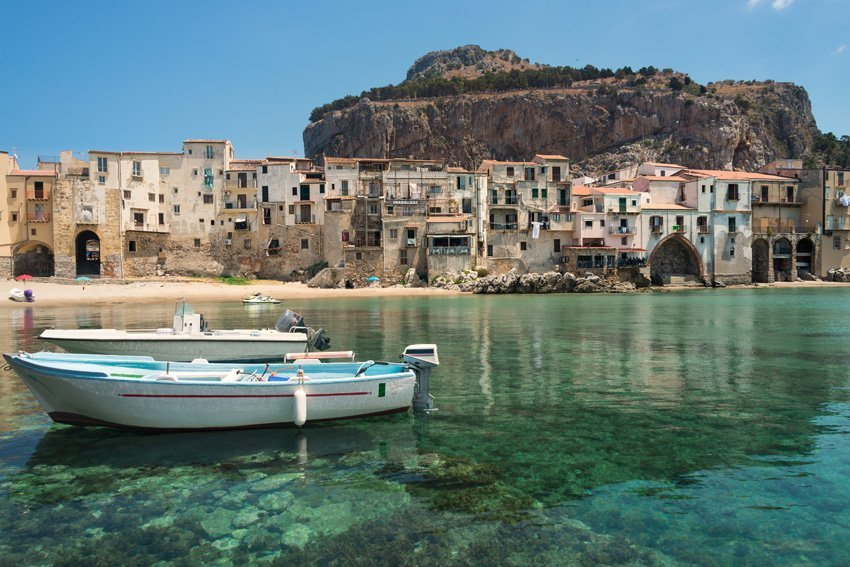 Travel Guide Sicily, Italy