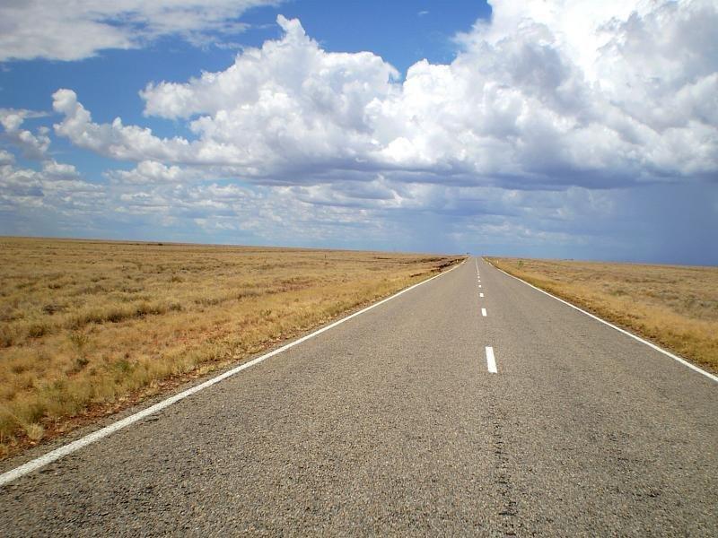 Insane:Highway 1(24,000km!)