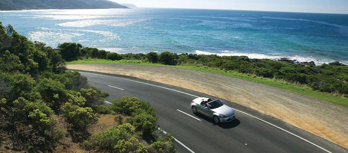 Medium:The Sydney Melbourne Coastal Drive(1270km)