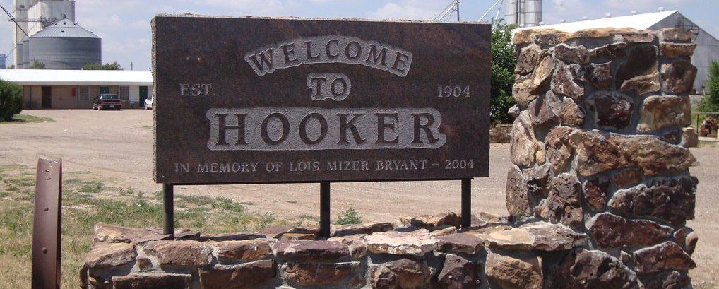 Hooker Oklahoma
