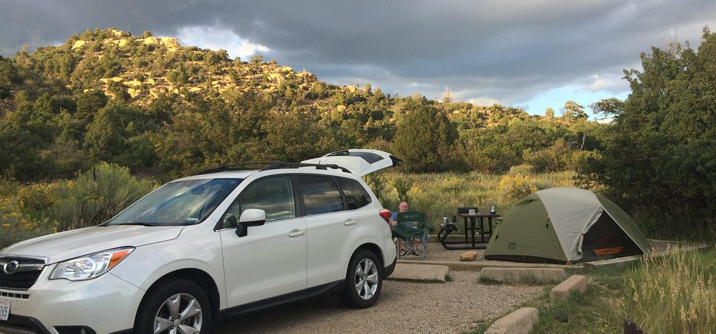 Morefield Campground, Mesa Verde NP